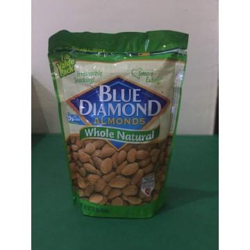 Blue Diamonds Almonds