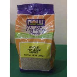 Now Healthy Foods Whole Psyllium Husks