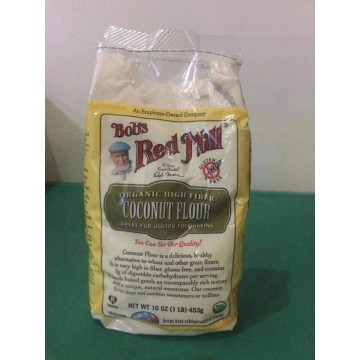 Bob's Real Mill Organic high fiber Coconut Flour