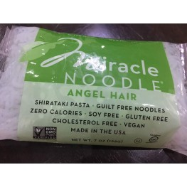Miracle Noodles (Angel Hair)