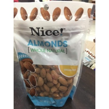Nice Almond Nuts (Whole Natural)